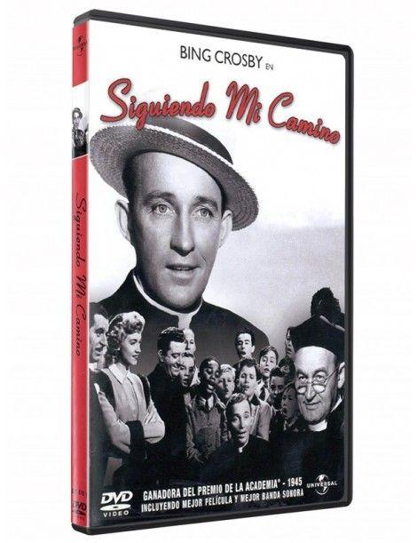 SIGUIENDO MI CAMINO. DVD