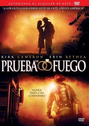 PRUEBA DE FUEGO. DVD
