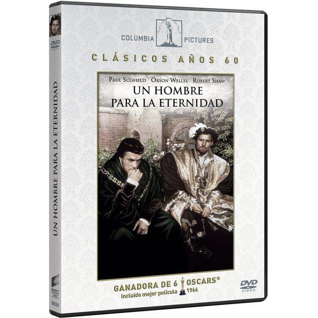 UN HOMBRE PARA LA ETERNIDAD. DVD GOYA