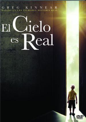 El cielo es real. DVD