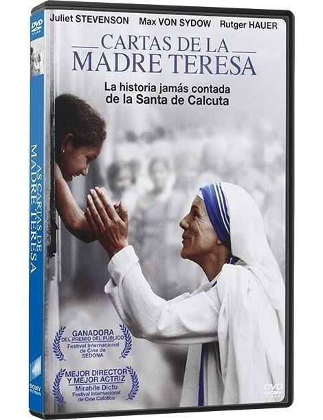 Cartas de la madre Teresa. DVD