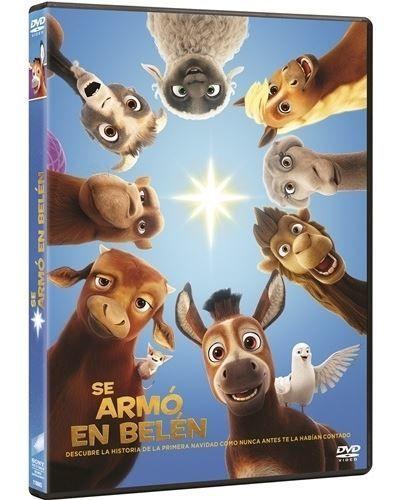 SE ARMÓ EL BELÉN. DVD. 83'