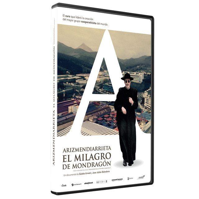 ARIZMENDIARRIETA. EL MILAGRO DE MONDRAGÓN. DVD
