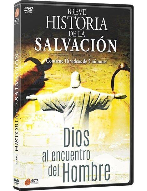 BREVE HISTORIA DE LA SALVACIÓN. DVD