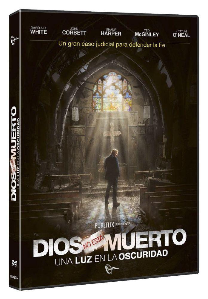 DIOS NO ESTÁ MUERTO: UNA LUZ EN LA OSCURIDAD. DVD. 101'