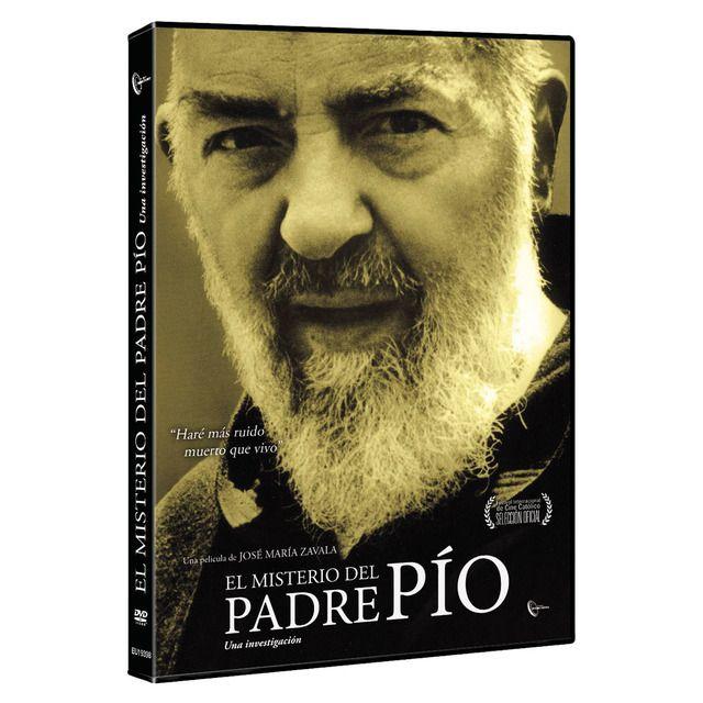EL MISTERIO DEL PADRE PÍO. DVD