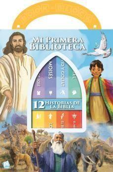 MI PRIMERA LIBRERÍA: 12 HISTORIAS DE LA BIBLIA