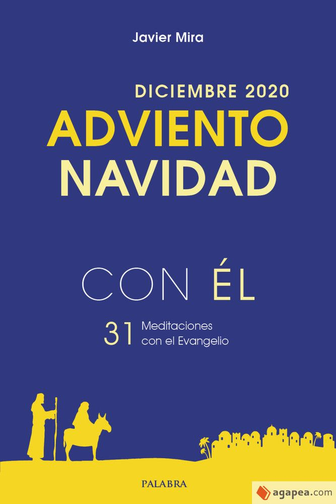 ADVIENTO NAVIDAD 2020, CON EL