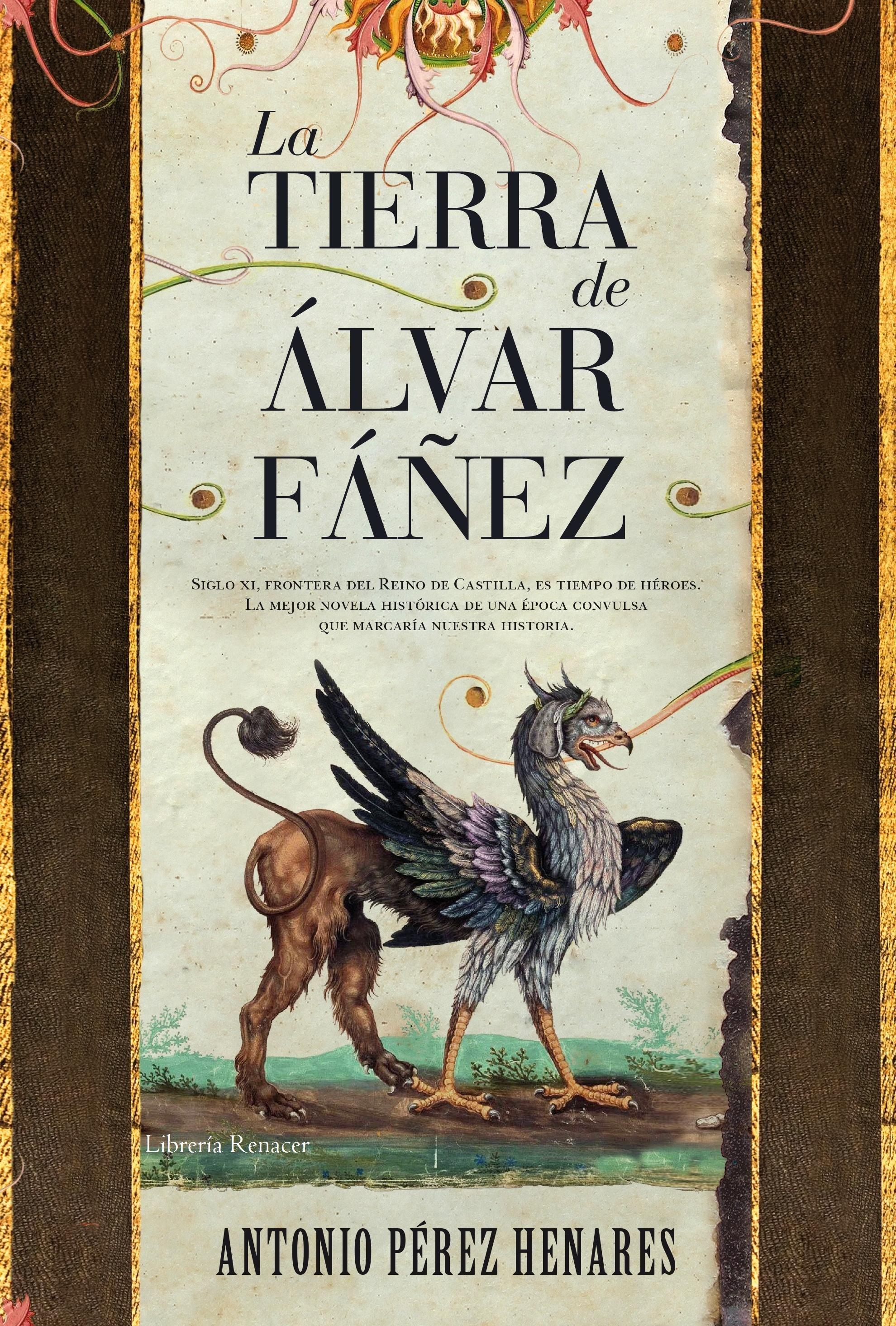 LA TIERRA DE ÁLVAR FAÑEZ. 3ª EDICIÓN TAPA BLANDA
