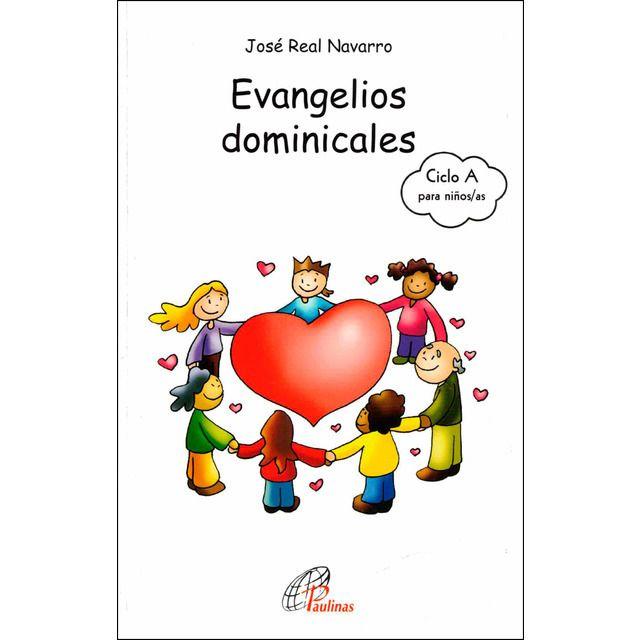 EVANGELIOS DOMINICALES DEL CICLO A PARA LA INFANCIA (8 A 12 AÑOS)