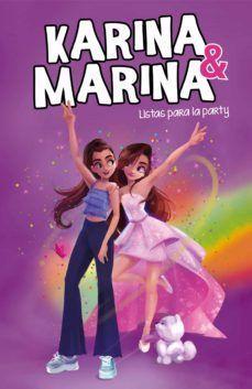 Listas para la party (Karina & Marina 4)
