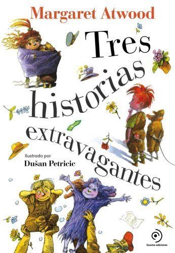 Tres historias extravagantes (a la venta el 02/11)