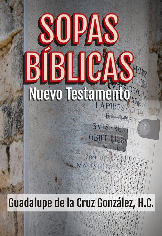 SOPAS BIBLICAS ANTIGUO TESTAMENTO