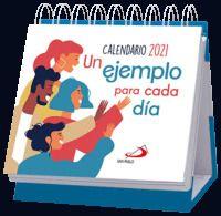CALENDARIO 2021 ATRIL EJEMPLO CADA DÍA