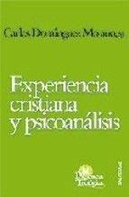 EXPRIENCIA CRISTIANA Y PSICOANÁLISIS