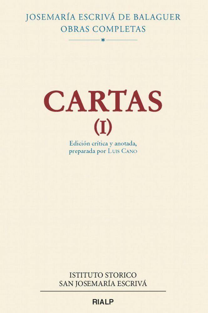 CARTAS I (EDICION CRITICO-HISTORICA). RUSTICA