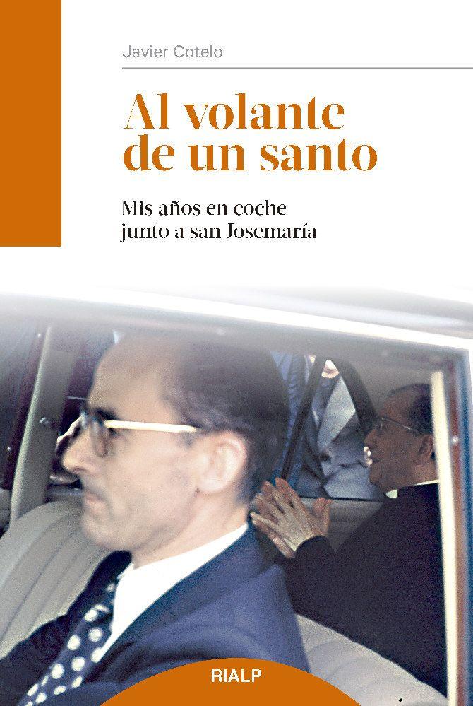 Al volante de un santo