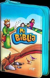 MI BIBLIA. ILUSTRADA INFANTIL BOLSILLO