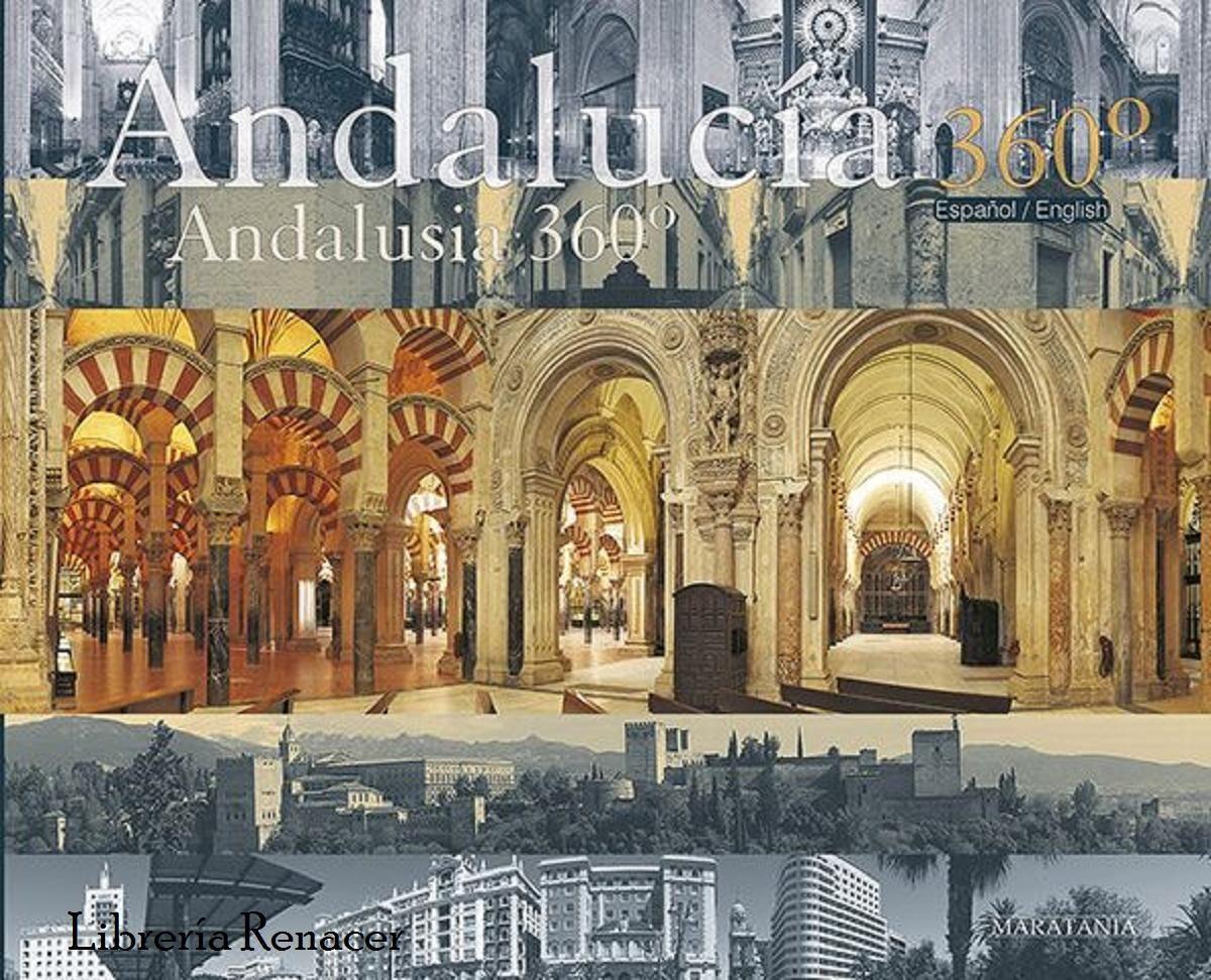 ANDALUCÍA - ANDALUSIA 360º - 5ª EDICIÓN