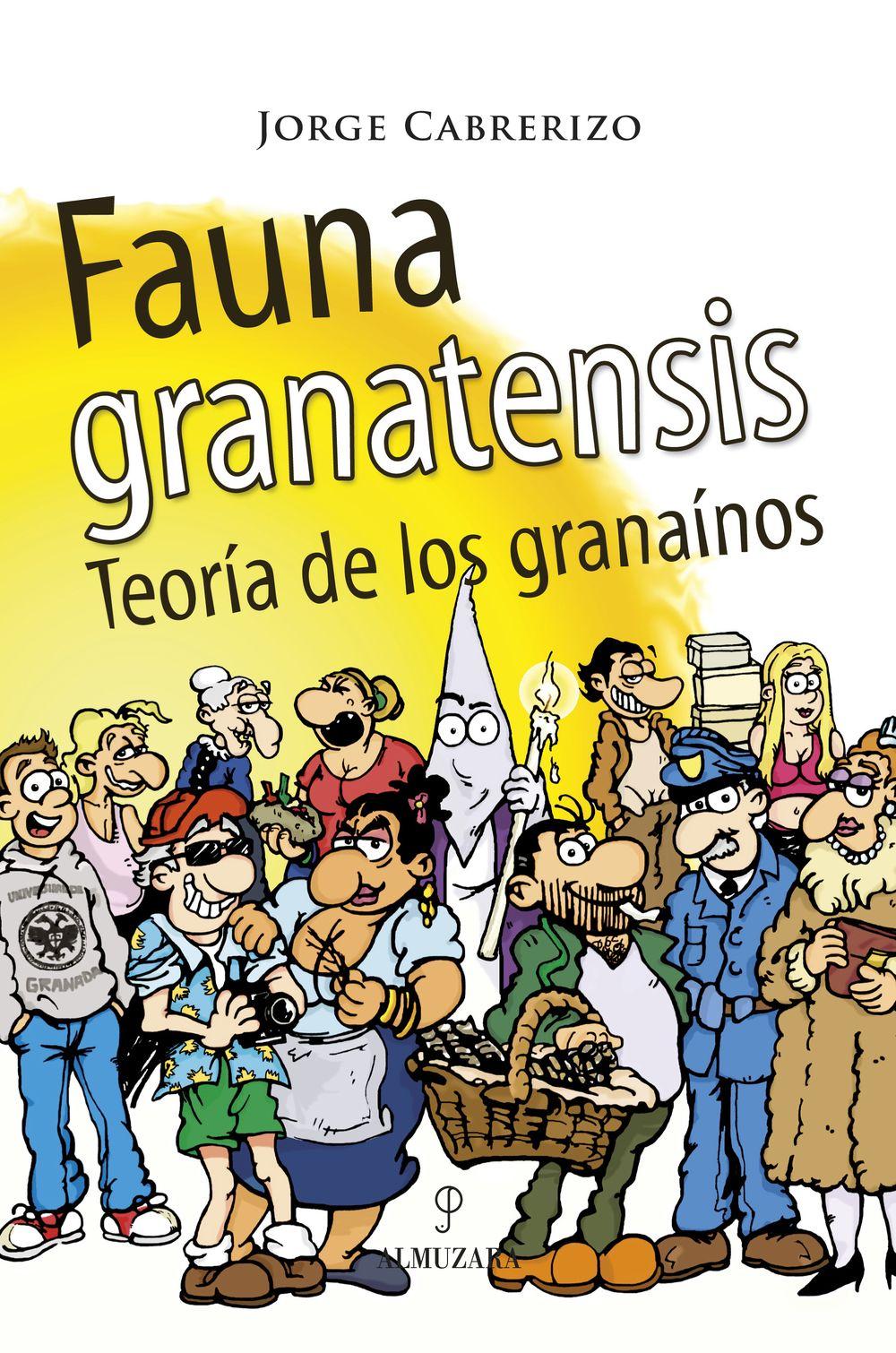 FAUNA GRANATENSIS. TEORÍA DE LOS GRANAÍNOS