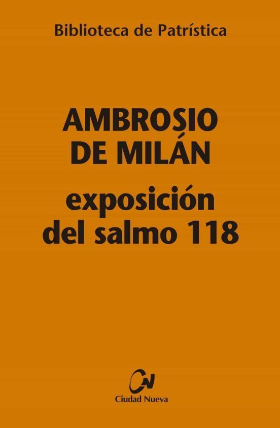 EXPOSICION DEL SALMO 118