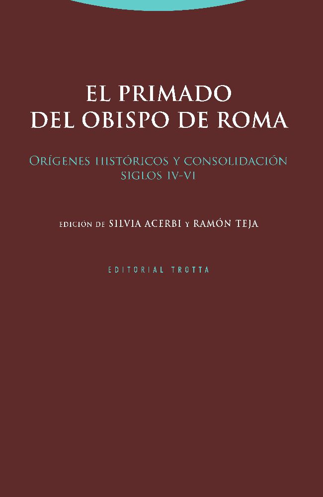 PRIMADO DEL OBISPO DE ROMA