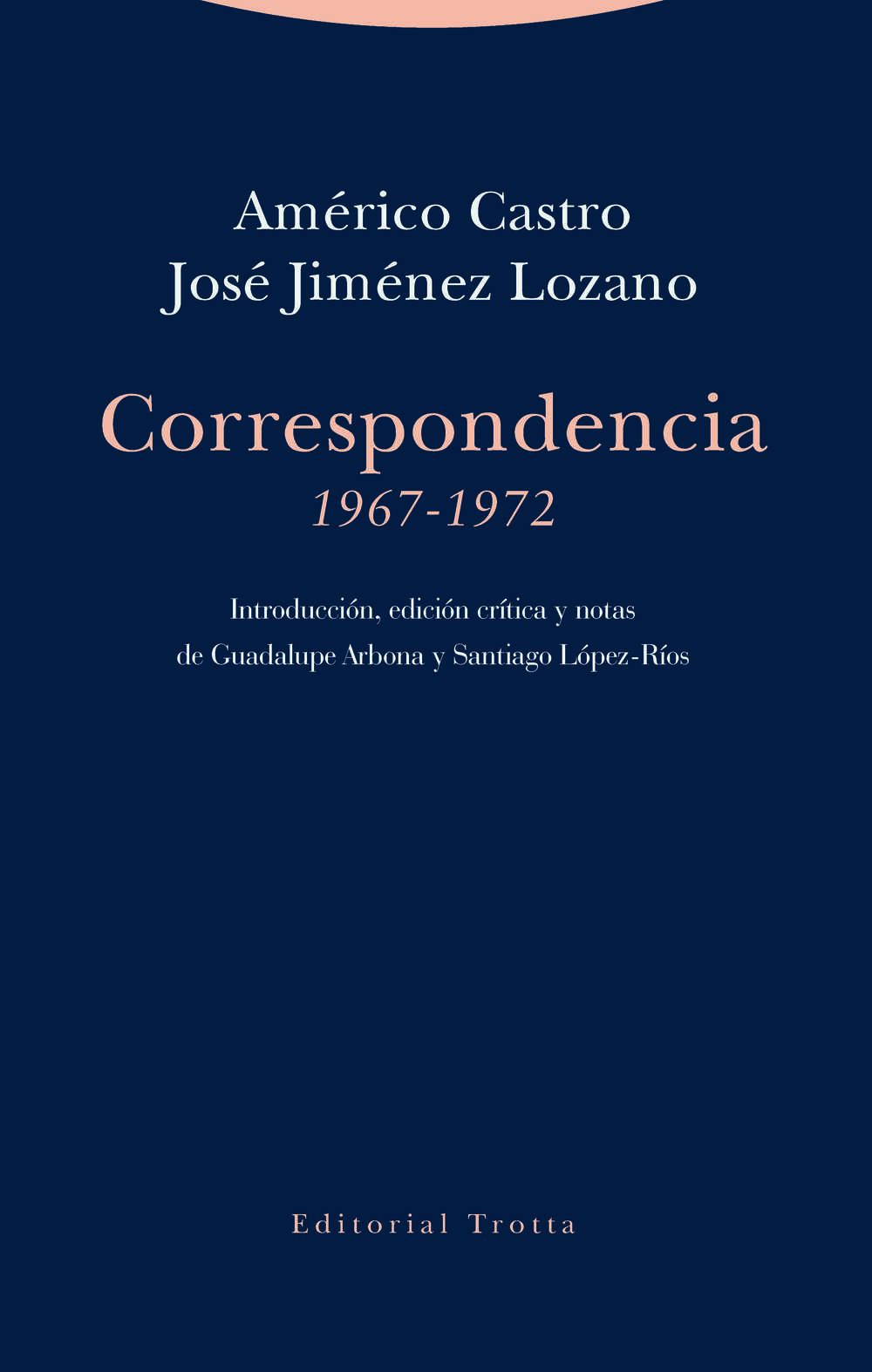Correspondencia (1967-1972)