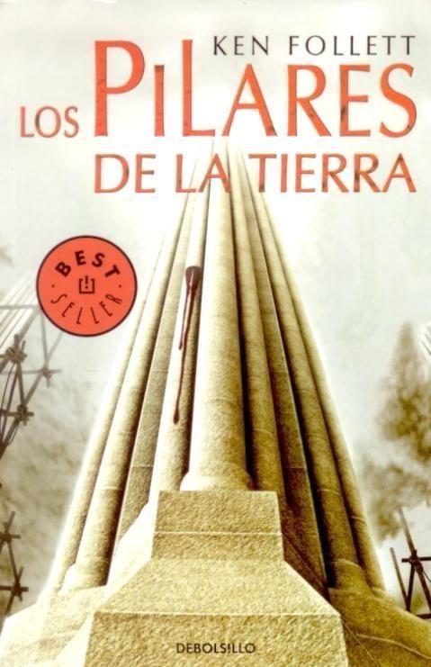 LOS PILARES DE LA TIERRA. BOLSILLO